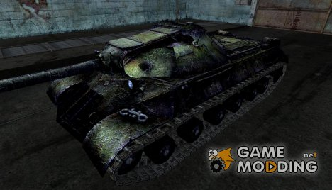 Шкурка для ИС-3 для World of Tanks