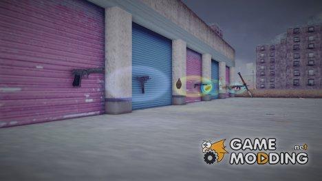 Оружие из GTA 4 v1.1 для GTA 3