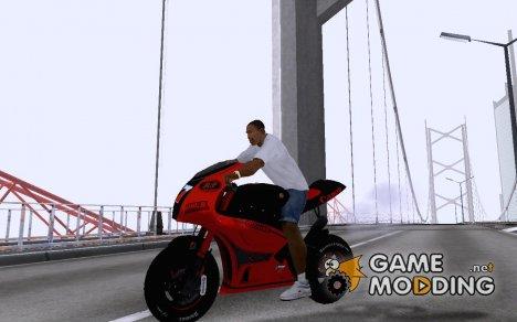 RP Motorsport Yamaha M1 for GTA San Andreas