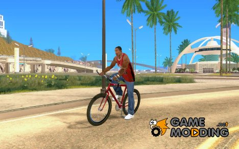 Chong's Mountain Bike для GTA San Andreas