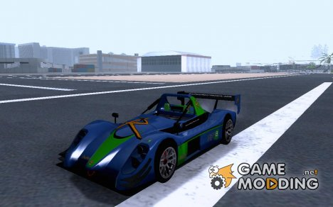 Radical SR8 RX for GTA San Andreas