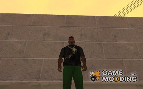 Футболка с Мистером Дудцом для GTA San Andreas