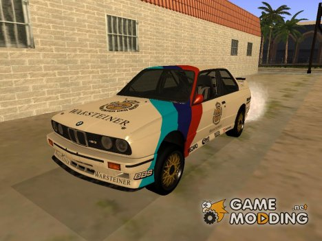 BMW M3 E30 Racing Version для GTA San Andreas