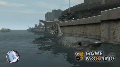 Акула для GTA 4