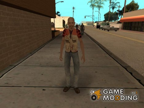 Селянин for GTA San Andreas