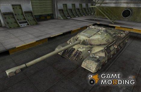 Ремоделлинг ИС-3 for World of Tanks