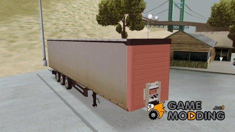"Прицеп ""Шторка"" for GTA San Andreas"