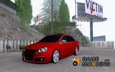 VW Jetta Osman Tuning for GTA San Andreas