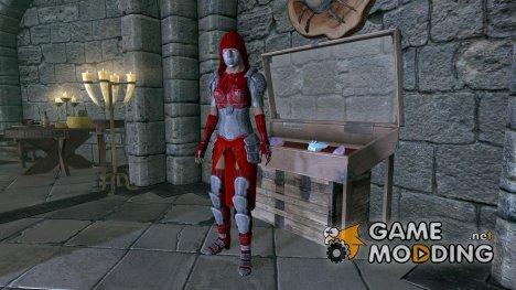 Pyro Mage Armor для TES V Skyrim