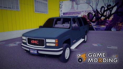 GMC Suburban 1500 6-Doors для GTA 3