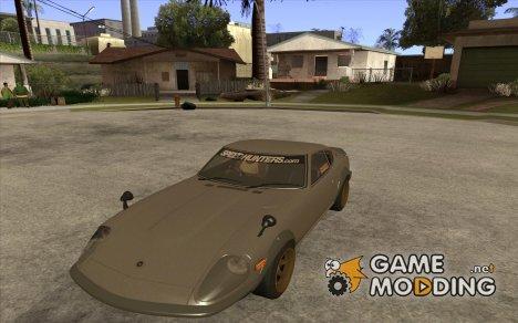 Datsun 240ZG для GTA San Andreas