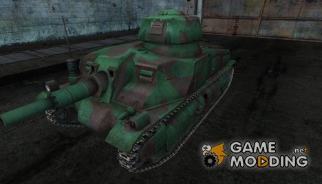 Шкурка для Somua S-40 for World of Tanks