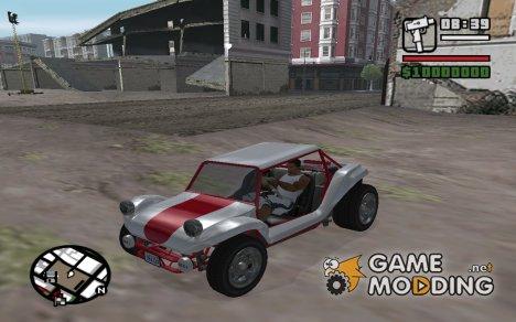 GTA V BF Bifta for GTA San Andreas