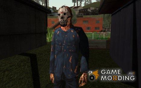 Jason Voorhees v.3 для GTA San Andreas