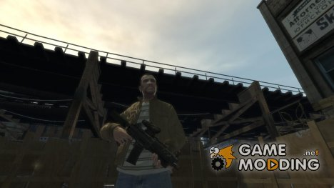 Quality weapons pack v.2 для GTA 4