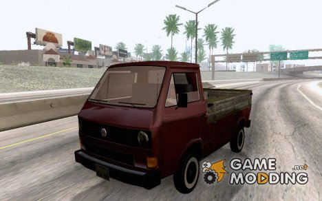 "Volkswagen T3 ""Pritsche"" for GTA San Andreas"