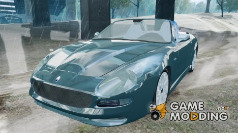 Maserati Spyder Cambiocorsa for GTA 4