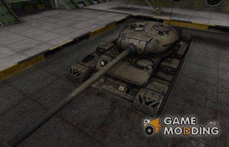 Отличный скин для Т-54 для World of Tanks