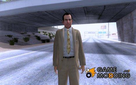 Eddie Scarpa из Mafia 2 for GTA San Andreas