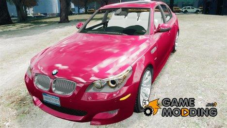 BMW M5 e60 [Beta] for GTA 4