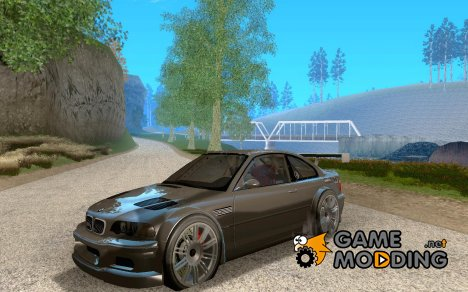 BMW M3 StyleMade for GTA San Andreas