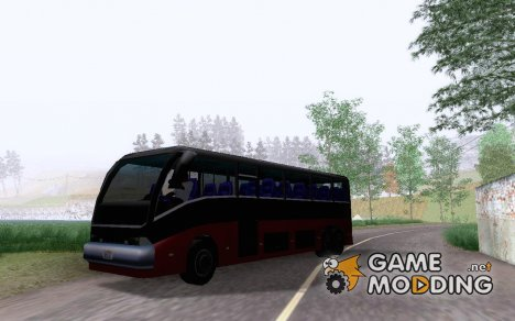Coach GTA3 для GTA San Andreas