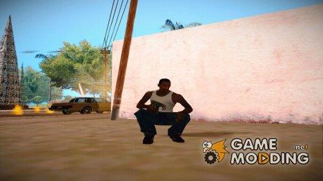 ПП Скорпион for GTA San Andreas