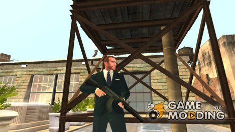 AK47 SD для GTA 4
