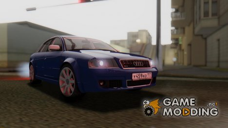 Audi RS6 C5 (rus, АПП, IVF) for GTA San Andreas
