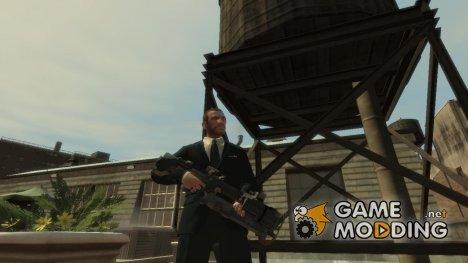 """Шуточное оружие """"Seeker"""" для GTA 4"""