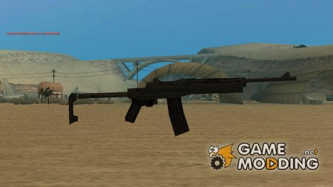 Mini 14 GB-F ''Ruger,, green for GTA San Andreas