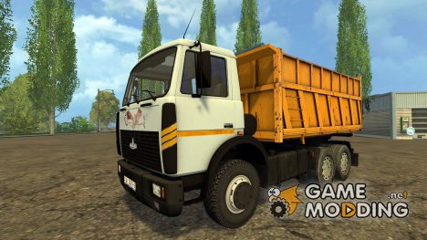МАЗ 5516 for Farming Simulator 2015