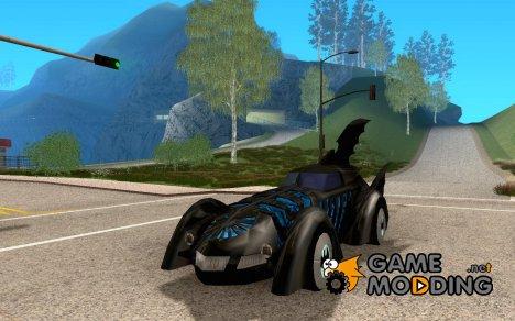 Бэтмобиль для GTA San Andreas