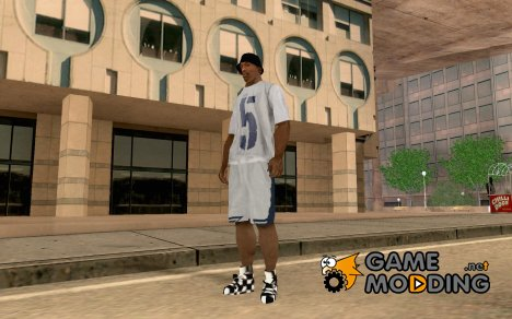Slip-ones for GTA San Andreas