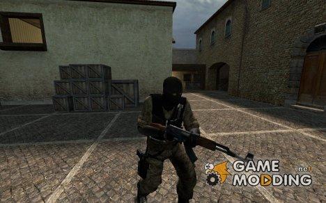 Desert Marpat Terrorist для Counter-Strike Source