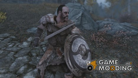 Ghosus Weapon Pack for TES V Skyrim