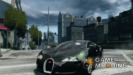 Bugatti Veyron 16.4 v3.0 2005 [EPM] • Machiavelli wheels для GTA 4