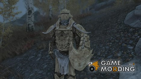 Bonemold is Light Armor for TES V Skyrim