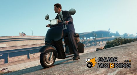Vice City Faggio  for GTA 5
