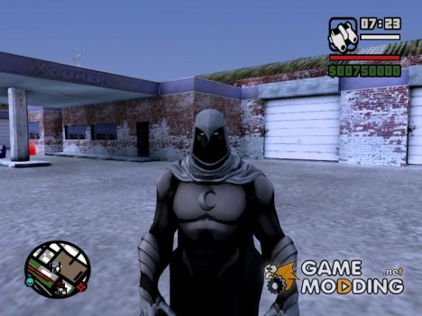 Moonknight Skin for GTA San Andreas