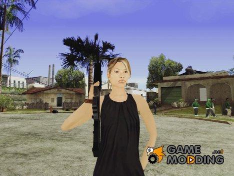 Latino Female для GTA San Andreas