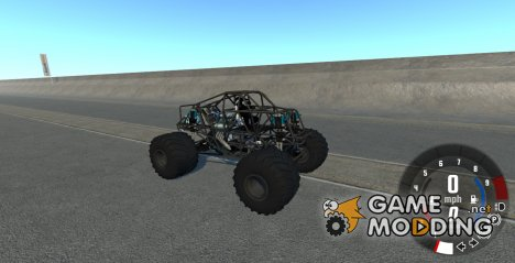 Bigfoot Monster Truck для BeamNG.Drive