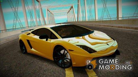 Lamborghini Gallardo LP570 Superleggera для GTA San Andreas