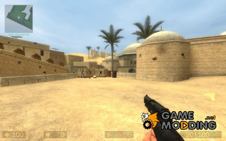 Darkened 67Edition для Counter-Strike Source