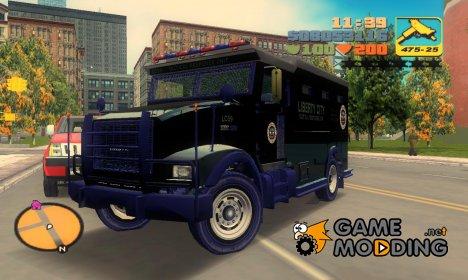 Enforcer из GTA 4 для GTA 3