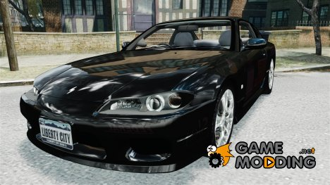 Nissan Silvia S15 v4 для GTA 4