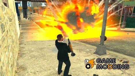 Улучшенные эффекты for GTA 4