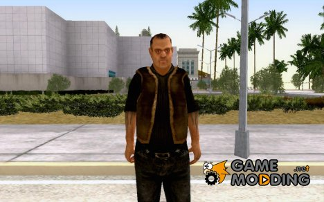 Бармен for GTA San Andreas