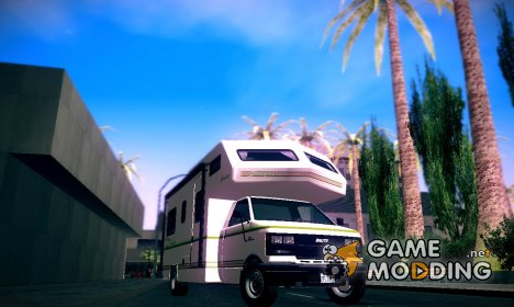 CAMPER GTA V for GTA San Andreas