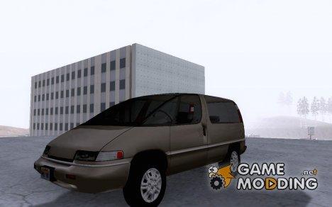 Chevrolet Lumina 1991 V1 для GTA San Andreas